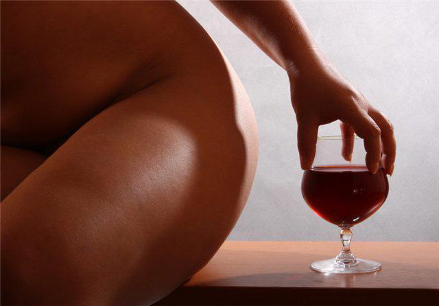напитки из женских жоп
