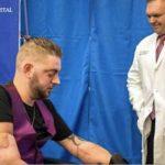 Парню пересадили чужие руки: после этого он хотел, чтобы их ампутировали…И вот к чему привела экспериментальная операция