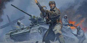 Тацинский танковый рейд генерала Баданова