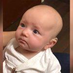 Видео, на котором глухой ребенок впервые слышит, как мама говорит «Я тебя люблю», способно растопить даже самое холодное сердце