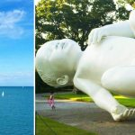 20 невероятных скульптур, создатели которых обхитрили законы физики!