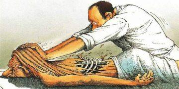 «Как я на сеанс спортивного массажа ходил»