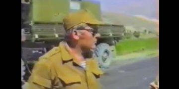 Начальник тыла армии увидел как дембеля бьют духа. Афганистан 1988 год