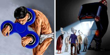 Беды XXI века. Иллюстрации, заставляющие задуматься о мире, в котором мы живем