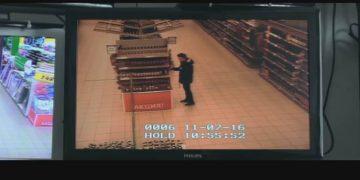 Мальчик украл бутылку водки из магазина