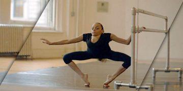 Девушку называют балерина-паук. Но тяга к любимому делу не пройдет никогда