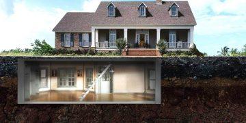 Семь домов с потайными комнатами, о которых не подозревали их владельцы