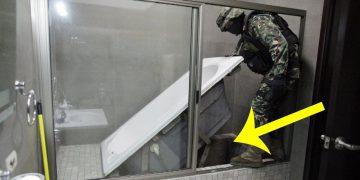 Полицейские нашли тоннель под домом, то что они там увидели, поразило их