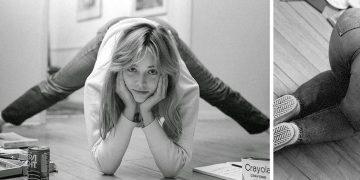 Молодая Шэрон Стоун на редких снимках Питера Дьюка