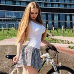 Самая красивая учительница математики из Беларуси