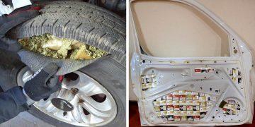 18 курьезных случаев, когда контрабандисты спалились на горячем