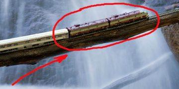 Исчезнувший поезд найден в прошлом. Невероятная история, в которую сложно поверить…