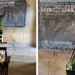 Учитель из Ганы объяснял Microsoft Word по рисункам на доске. Вскоре он получил неожиданный подарок