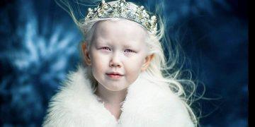 Девочка с Севера стала звездой в Сети. Потрясающая малышка!