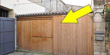 Люди не понимали, зачем он купил этот гараж, но когда увидели, что там — были поражены!