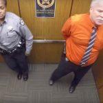 Они вошли в лифт, то, что сняла скрытая камера, взорвало Сеть!