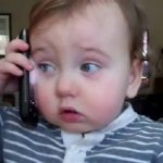 Начальник позвонил домой сотруднику, который не вышел на работу, но трубку взял ребенок. Вот что из этого вышло…