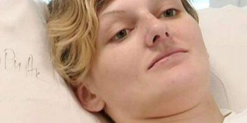 Беременная женщина почувствовала движение в животе. Когда врачи увидели, что выдавливает её ребенка, они не знали, чего ждать!