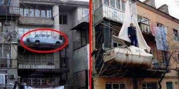 Эти 20 балконов вам запомнятся надолго. Такого чуда вы еще не видели!