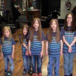 Над её 6 сыновьями ежедневно издевались из-за их длинных волос, но когда детей подстригли — люди прятали глаза от стыда за свои слова
