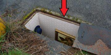 Мужчина делал ремонт в своем доме и нашёл настоящее сокровище
