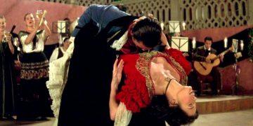 Жаркое и страстное танго Кетрин Зеты-Джонс и Антонио Бандераса из фильма «Маска Зорро»! Глаз не отвести!