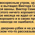Это было очень странно и тревожно, ведь никаким дворникам Виктор Семеныч не раздавал своих номеров, он даже имен их не знал, просто здоровался, проходя мимо…