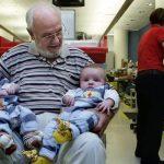 Джеймс Харрисон, «Человек с золотой кровью», в последний раз в своей жизни сдал кровь