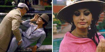 Молодая Софи Лорен — эти архивные снимки восхитили Сеть.
