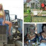 Сельские простушки, или как живется девушкам без пилинга и стретчинга