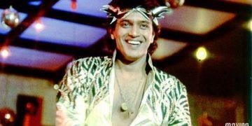 Тот самый, незабываемый Танцор диско -«Джимми, Джимми, ача, ача»
