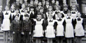 Школьные принадлежности детей СССР (18 фото)