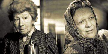 Как любимые бабушки советского кино выглядели в молодости. Узнаете ли вы их на фотографиях?