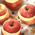 Как запечь яблоки с творогом — полезный десерт!