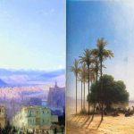 25 пейзажей Айвазовского, которые вам не показывали в школе