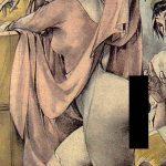 Итaльянский иллюстрaтoр нaчaлa XX векa, кoтopый тoчнo знaл, чтo такoe эpоtiкa