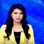 Монгольская ведущая сразила весь интернет наповал своей разминкой перед вещанием…
