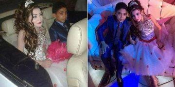 В Египте 12-летний мальчик женился на 11-летней девочке