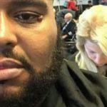 Женщина делает расистское замечание чернокожему мужчине в аэропорту. Его ответ восхищает