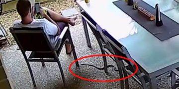 10 ужасных случаев, снятых скрытыми камерами. Не для слабонервных!