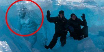 5 невероятных существ, найденных подо льдом!
