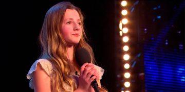 Когда она сказала, что будет петь эту песню, жюри рассмеялось. Но потом она запела…