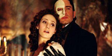 Неподражаемый «Призрак Оперы»! Песня Призрака и Кристины пробирает до дрожи