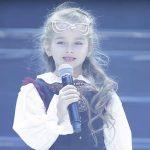 Я была ошарашена, услышав, как поет эта девочка. А ведь ей всего 6 лет!
