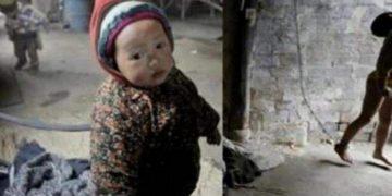 Мамаша пристегивала детей к батарее, а затем уходила на тусовки, долго не появляясь дома