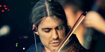 От его скрипки хочется жить! Магия зимы от Дэвида Гаррэта-«Вивальди. Зима»