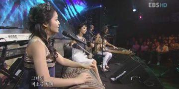 «Миллион алых роз» в исполнении очаровательных кореянок. Прекрасно!