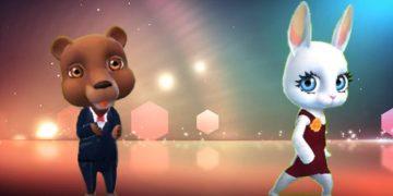 Взрывной дуэт: Zoobe Зайка и Мишка — Я тебя украду! Это просто бомба!