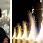 Это божественное зрелище завораживает! Фонтан в Дубае под песню Уитни Хьюстон » I Will Always Love You»!