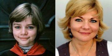 Спустя 30 лет: как сегодня выглядят актёры фильма «Гостья из будущего»
